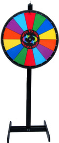 Floor Stand (Prize Wheel Not Included!)