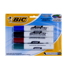 Bic Great Erase BOLD Dry Erase Markers