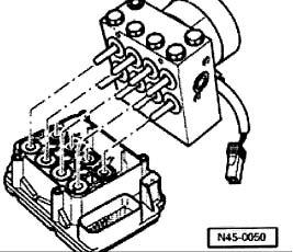 Solenoid Valve Connector Radiator Connector Wiring Diagram