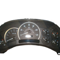 Repair Service for 2003-2006 Cadillac Escalade Instrument Cluster. This Repair Service Covers Faulty Gauges ,Back Lights and Display Lighting . We replace with new, All Highest Quality Gauge Stepper Motors & Incandescent Bulbs (All Replaced)