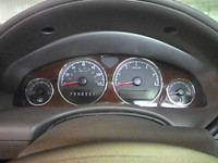 REPAIR SERVICE-Buick Terraza Instrument Cluster 2005-2007