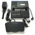 Sony Bm-890 Microcassette Transcription Machine 2-speeds
