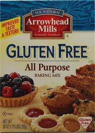 All Purpose Baking, WF, 6 of 28 OZ, Arrowhead Mills