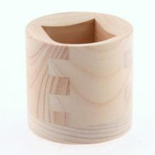 Sake Cup - Wood 1 oz  From Kotobuki