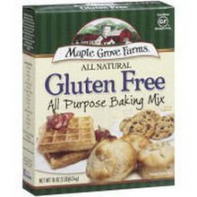 Baking Mix, Gluten Free, 8 of 16 OZ, Maple Grove Farms