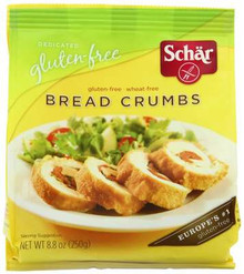 Bread Crumbs, 12 of 8.8 OZ, Schar