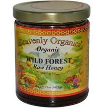 Wild Forest, Raw, Unheated, 6 of 12 OZ, Heavenly Organics