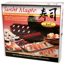 Sushi Magic Sushi Maker  From FoodAdventures