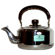 Stainless Tea Pot - 3L  From Yuandong