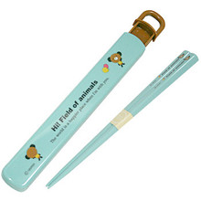 Friend Bear Chopstick & Case  From Ditto