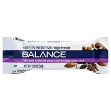 Almond Brownie, 15 of 1.76 OZ, Balance Bar Company