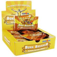 Almond Butter/Honey, 12 of 2.2 OZ, Bonk Breaker