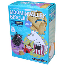 Moominvalley Milk Biscuit 3.17 oz  From AFG