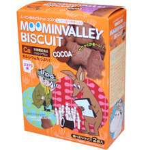 Moominvalley Chocolate Biscuit 3.17 oz  From AFG