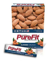 Almond Crunch, 15 of 2 OZ, Purefit