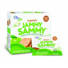 Apple Cinnamon & Oatmeal, 30 of  1.03 OZ, Plum Kids