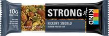 Almond, Hickory Smoked, 12 of 1.6 OZ, Strong & Kind