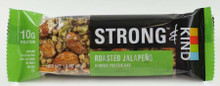 Almond, Roasted Jalapeno, 12 of 1.6 OZ, Strong & Kind
