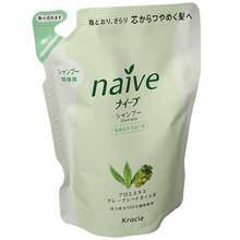 Naive Aloe & Muscat Shampoo Refill  From AFG