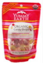 Assorted, Stand Up Pouch, 6 of 3.3 OZ, Yummy Earth