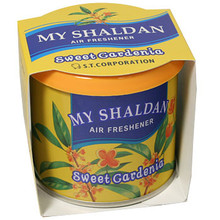 My Shaldan Air Freshener - Sweet Gardenia  From AFG