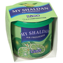 My Shaldan Air Freshener - Lime  From AFG