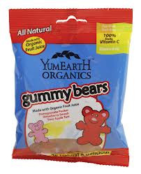 Bears, 12 of 2.5 OZ, Yummy Earth