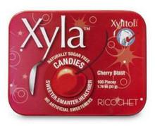 Cherry Blast, 6 of 100 CT, Xylitol