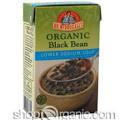 Black Bean, Lower Sodium, 6 of 18 OZ, Dr. Mcdougall'S