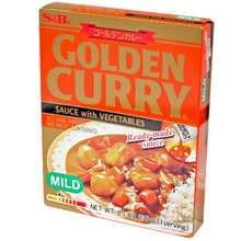 Golden Curry Instant - Mild 8.1 oz  From S&B