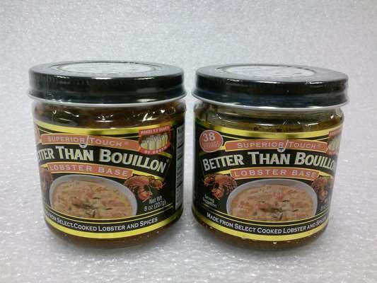 Buy Better Than Bouillon Lobster Base 8 Oz At | Lobster House