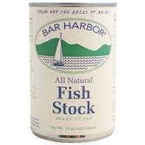 Stock, Fish, 6 of 15 OZ, Bar Harbor