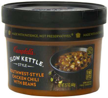 Sthwest Style, Chkn Chili W/Beans, 8 of 15.7 OZ, Campbell