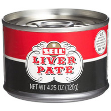 Liver Pate, 24 of 4.25 OZ, Sells