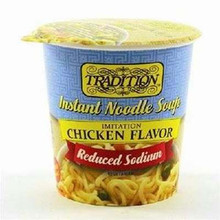 Chicken Cup Soup Reduced Sodium, 12 of 2.29 OZ, Tradition