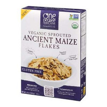 Ancient Maize Flakes, 6 of 12 OZ, One Degree Organic Foods