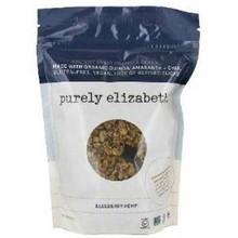 Blueberry Hemp, 6 of 12 OZ, Purely Elizabeth