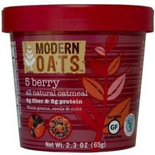5 Berry, 6 of 2.3 OZ, Modern Oats