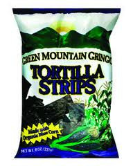 Blue Corn, 12 of 8 OZ, Green Mountain Gringo