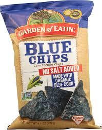 Blue, NS, 12 of 8.1 OZ, Garden Of Eatin'