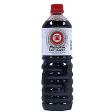 Marukin Regular Soy Sauce 33.8 Fz  From Marukin