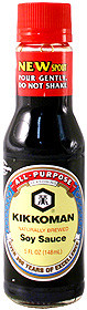 Kikkoman All-Purpose Soy Sauce 5 Fz  From Kikkoman