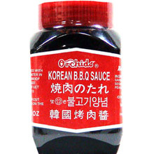Korean BBQ Sauce 21 Fz  From Orchids