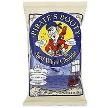 Aged White Cheddar, 24 of 1 OZ, Pirate'S Booty