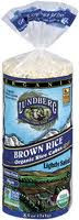 Brown Rice, Salted, 12 of 8.5 OZ, Lundberg