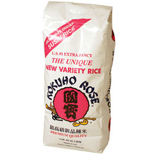 Kokuho Rose Fancy Rice 5 lbs  From Kokuho