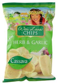 Herb & Garlic, 6 of 3 OZ, Wai Lana