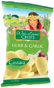 Herb & Garlic, 40 of 1 OZ, Wai Lana