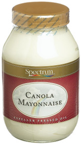 Mayonnaise, Canola, 12 of 32 OZ, Spectrum Naturals