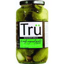 Dill, Natural, 6 of 32 OZ, Tru Pickles